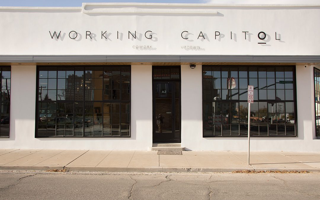 The New Kid on the Block – Working Capitol