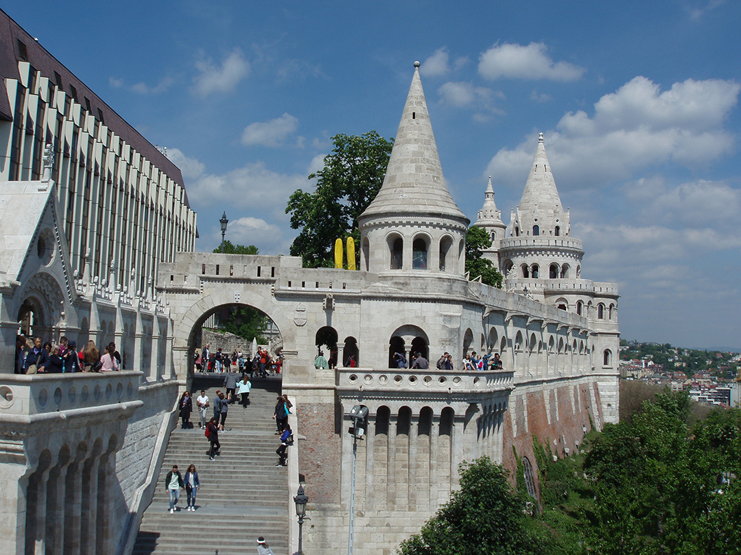 Budapest - A Triumph of Historical Proportion