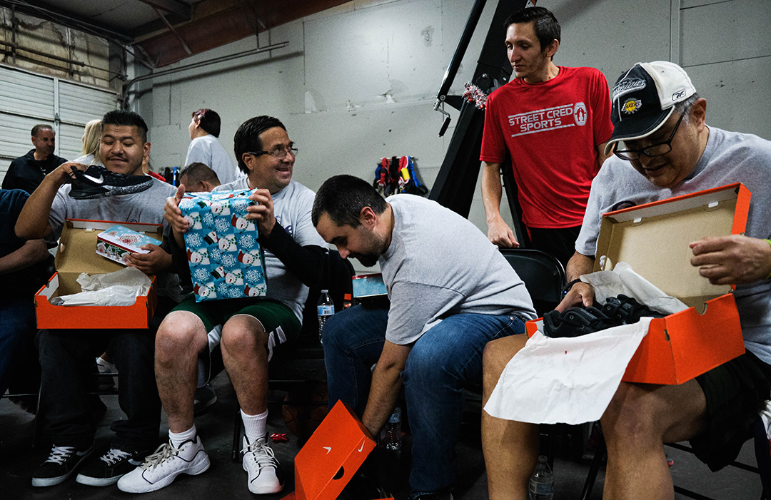 A Special Coach, a Special Team and the Special Olympics