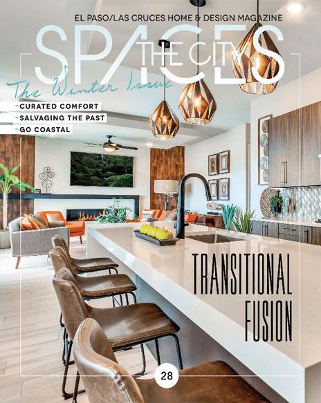 The City Magazine Spaces Winter 2020