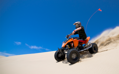 ATV Riders Learn to Stay Safe Thanks to New UMC Program
