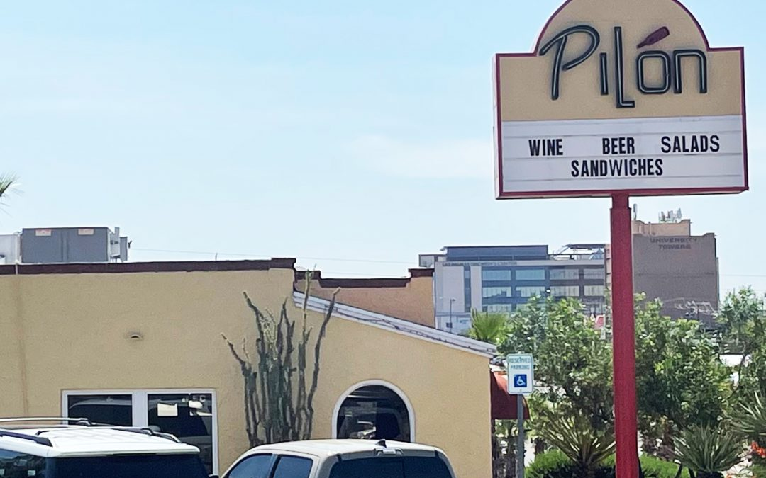 Pilon Provides Unique Eating Drinking Experience Near Kern Place